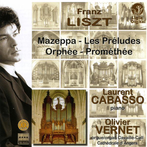 Liszt : l'oeuvre d'orgue 3661318005643_600