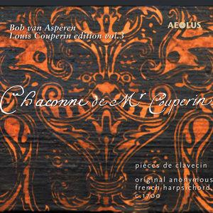 Edition Louis Couperin, volume 3