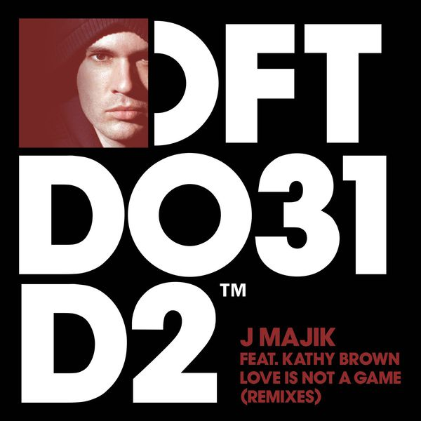J Majik - Love Is Not A Game