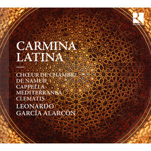 Carmina Latina (Œuvres de Gaspar Fernandez, Juan de Araujo, Tomas de Torrejon y Velasco, Diego José de Salazar, Joan Cererols, anonymes)
