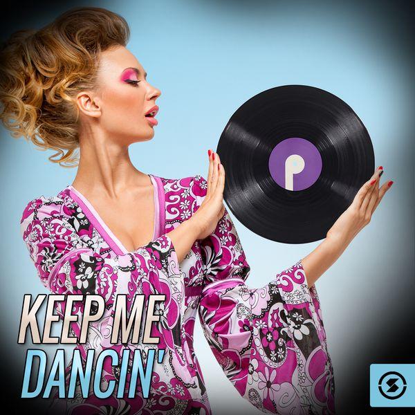 Various - Keep On Dancin ∙ Vol. 4 ∙ High Energy Dance