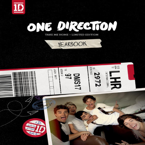 Take Me Home: Yearbook Edition | One Direction – Download ...