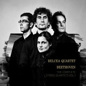 Ludwig van Beethoven : The Complete String Quartets (Intégrale des quatuors à cordes), Vol. 1