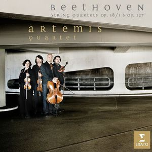 Beethoven : String Quartets Op.18/1 and Op.127 (Beethoven volume 6)