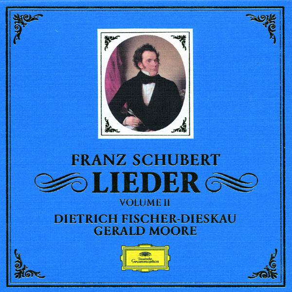 Schubert Dietrich Fischer Dieskau Gerald Moore Winterreise