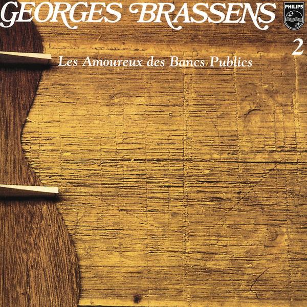 Les amoureux des bancs publics volume 2 georges brassens - Les amoureux des bancs publics brassens ...