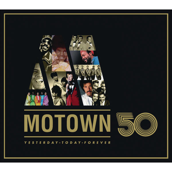 Various Motown Chartbusters 150 Hits Of Gold