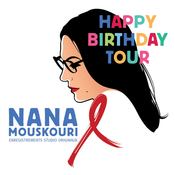 Telecharger Nana Mouskouri - Happy Birthday Tour