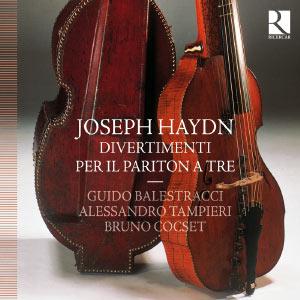 Joseph Haydn : Divertimenti per il pariton a tre