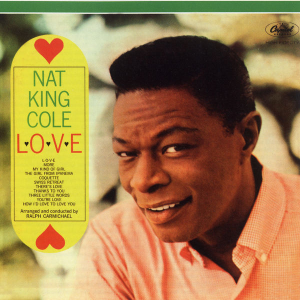 Nat King Cole* Nat 'King' Cole - The Piano Style Of Nat 'King' Cole