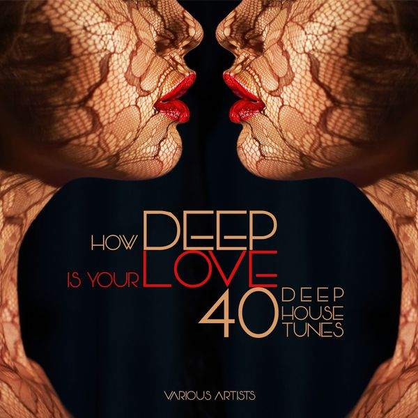 How deep is your love 40 deep house tunes various for Deep house tunes