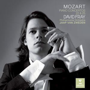 Mozart : Concertos pour piano n°22 & 25