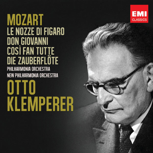 Klemperer conducts Mozart: Operas – Only Classical
