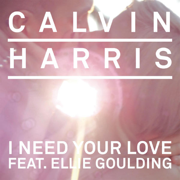 I Need Your Love | Cal... Calvin Harris I Need Your Love Album Cover