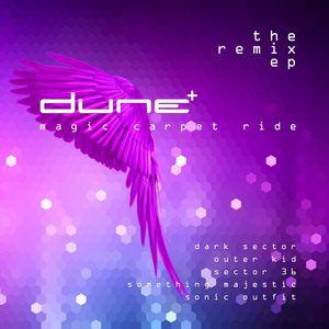 Magic Carpet Ride - The Remix EP