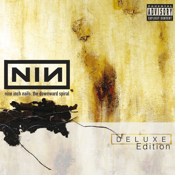 The Downward Spiral (Deluxe Edition) | Nine Inch Nails ...Nine Inch Nails The Downward Spiral Artwork