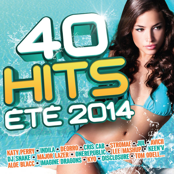 40 Hits Eté 2014 MP3