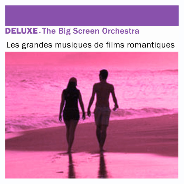 the big screen orchestra deluxe les grandes musiques de films romantiques. Black Bedroom Furniture Sets. Home Design Ideas