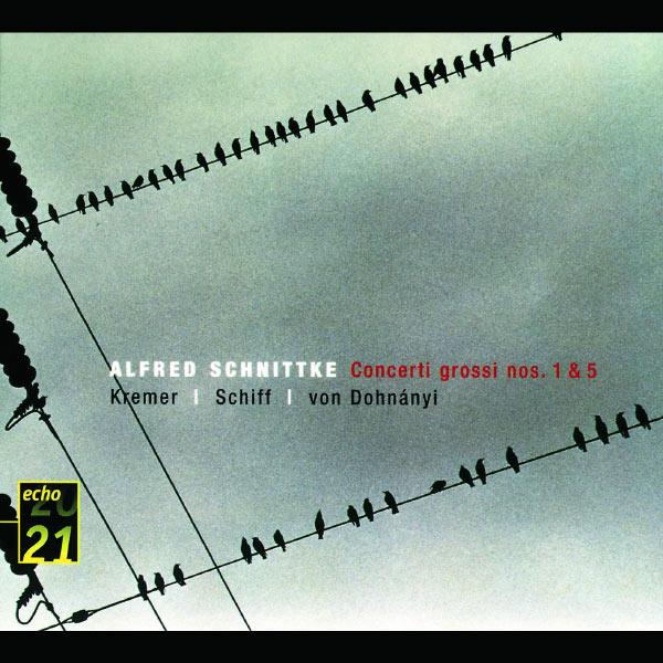 Alfred Schnittke Gidon Kremer Basler Sinfonie Orchester Heinz Holliger Violin Concerto No2 Piano Qui