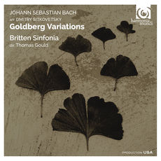 Bach/Sitkovetsky: Goldberg Variations