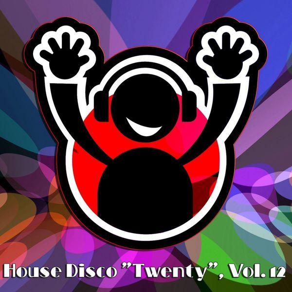 House disco twenty vol 12 house music 4 dj various for Disco house artists