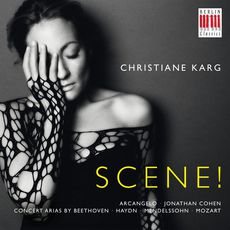 Scene ! - Concert Arias by Beethoven, Haydn, Mendelssohn, Mozart