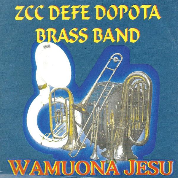 Boutique Musiques du monde  gt  ZCC Defe Dopota Brass Band  gt  Wamuona JesuZcc Brass Band