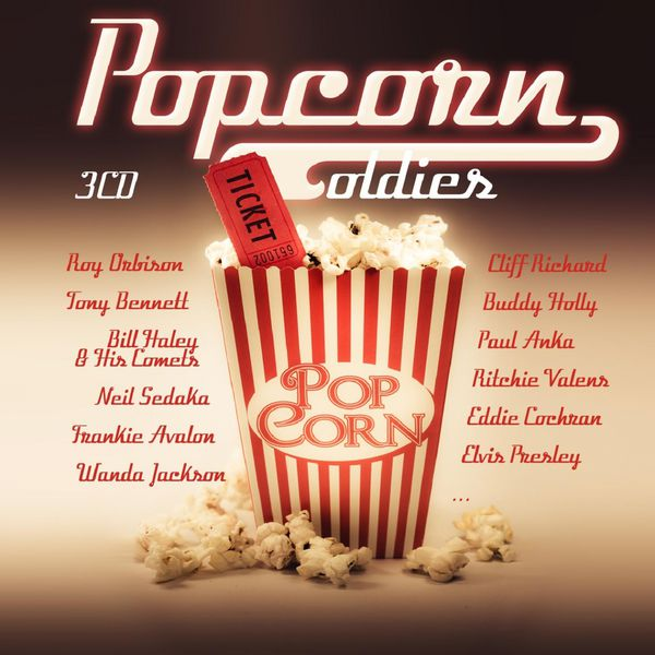 Various Popcorn Pop-Explosion Volume 1