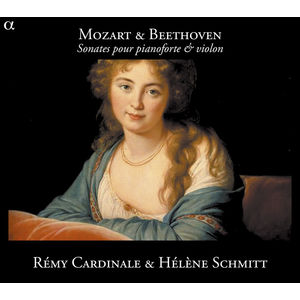 Sonates pour pianoforte & violon
