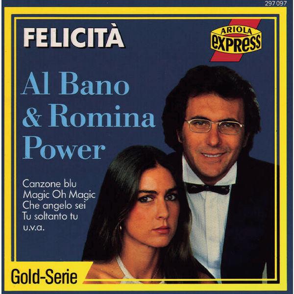felicit al bano romina power t l charger et couter On al bano felicita