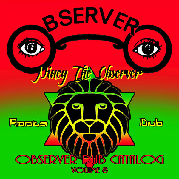 Niney The Observer - Sledge Hammer Dub In The Streets Of Jamaica