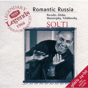 album romantic russia borodin glinka