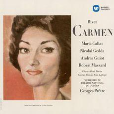 Georges Bizet : Carmen (1964) - Callas Remastered