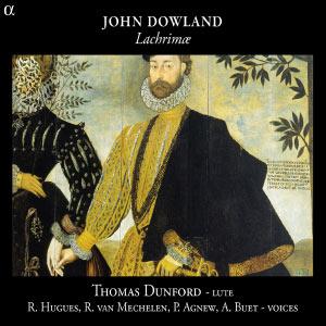 John Dowland : Lachrimæ (Pièces pour luth & airs)