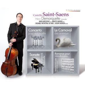 Henri Demarquette, violoncelle