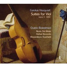 Hacquart: Viol Suites, Op. 3