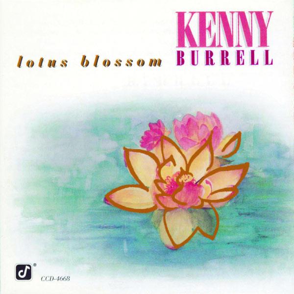 Kenny Burrell 0001343146682_600