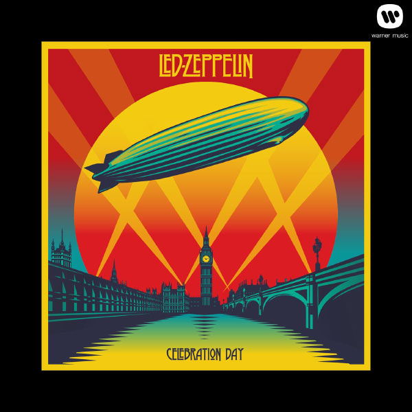 Celebration DayLed Zeppelin Celebration Day Wallpaper