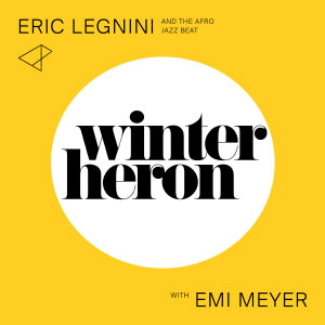 Winter Heron