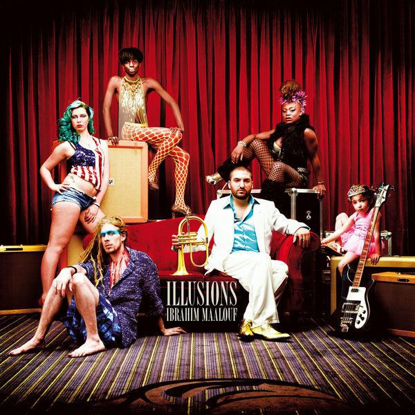 Ibrahim Maalouf - Illusions + 1 Livret numérique [2013]