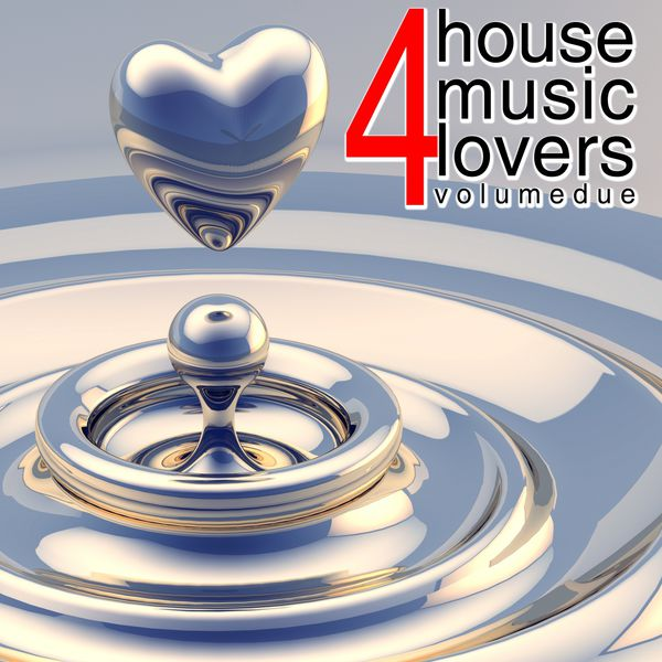 For house music lovers vol 2 various artists for House music lovers