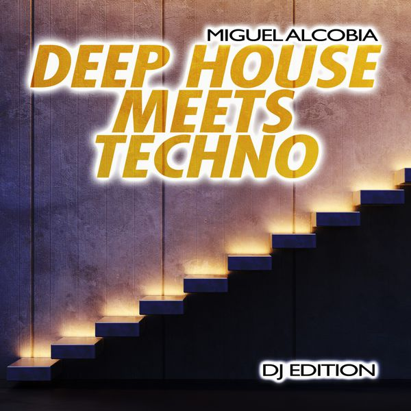 Deep house meets techno dj edition miguel alcobia for 90s deep house