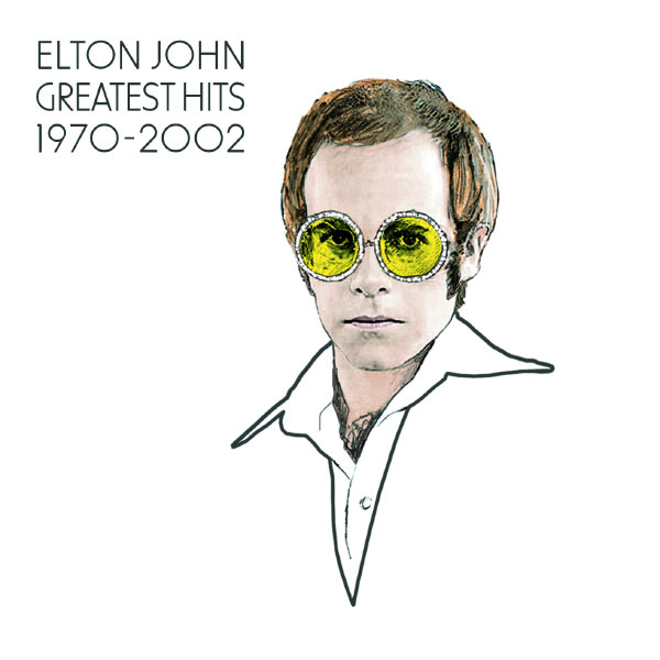 Telecharger Elton John - The Greatest Hits 1970-2002 [3 CD]