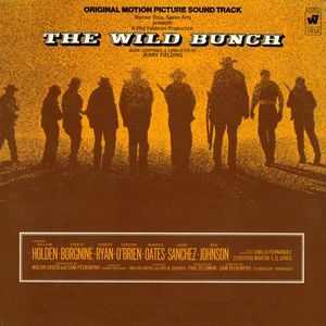 Jerry Fielding The Wild Bunch Original Motion Picture Sound Track