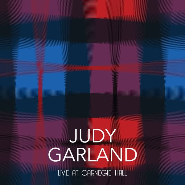 Live At Carnegie Hall Judy Garland T 233 L 233 Charger Et