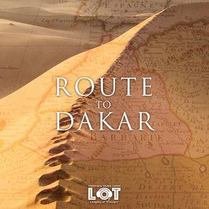Route to Dakar