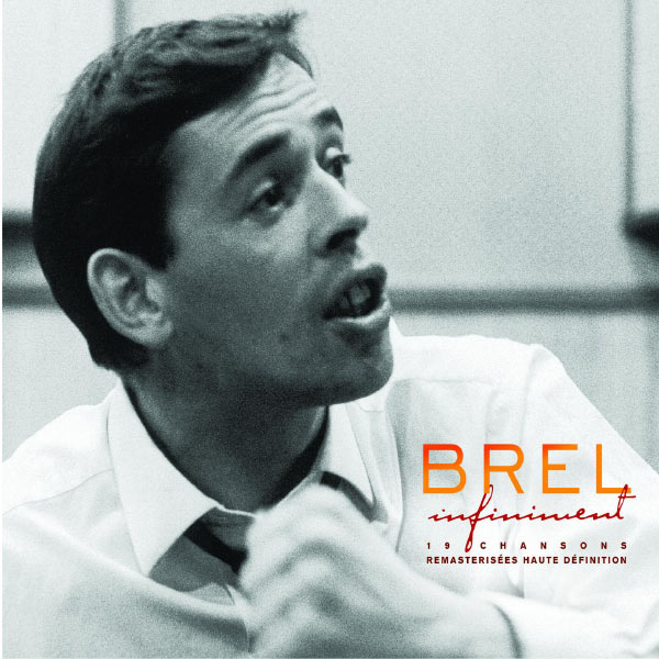 JACQUES BREL JACQUES BREL - BRUXELLES (2 LP)