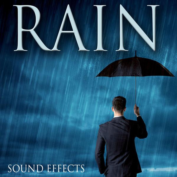pleasing relationship between sounds of rain