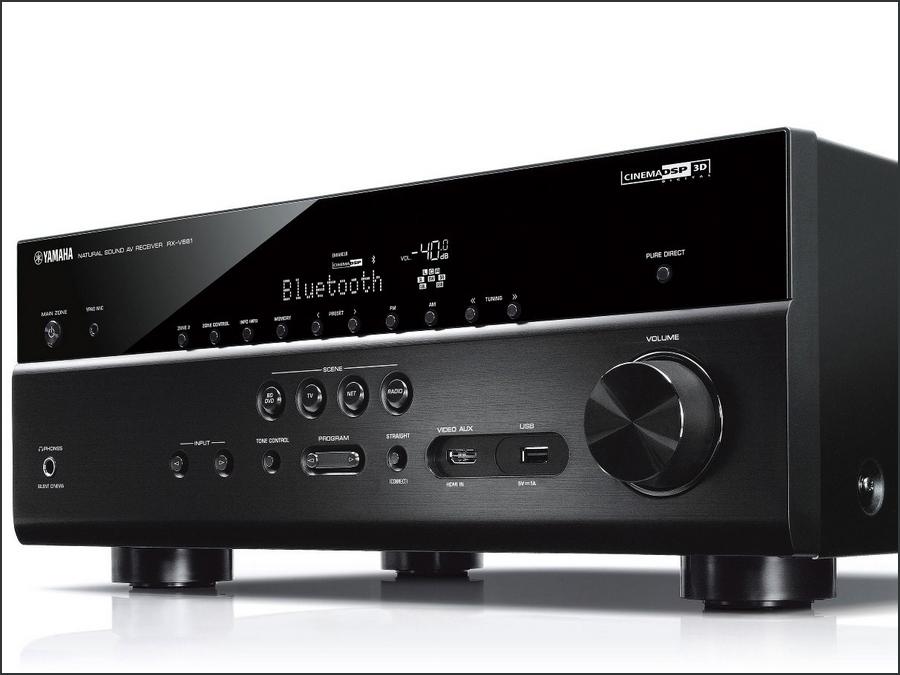 yamaha rx v681 belle musicalit pour cet amplificateur. Black Bedroom Furniture Sets. Home Design Ideas