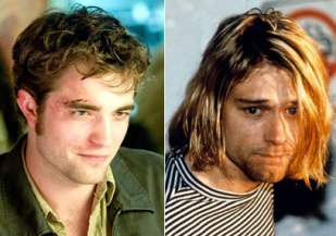 Robert Pattinson Kurt Cobain on Robert Pattinson Sera Kurt Cobain   News   Actualit  S